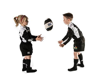 two passing ball